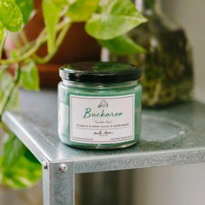 Buckaroo 12 oz. scented candle