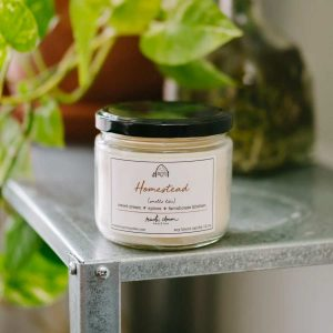 Homestead 12 oz. scented candle
