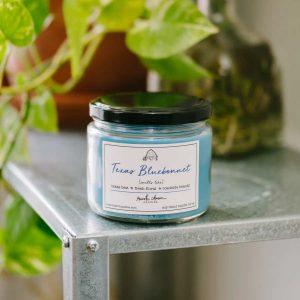 Texas Bluebonnet 12 oz. scented candle