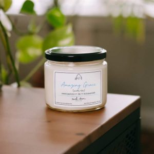 Amazing Grace 12 oz. scented candle