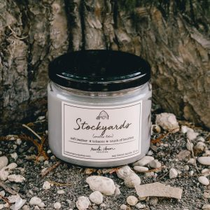 Stockyards 12 oz. scented candle
