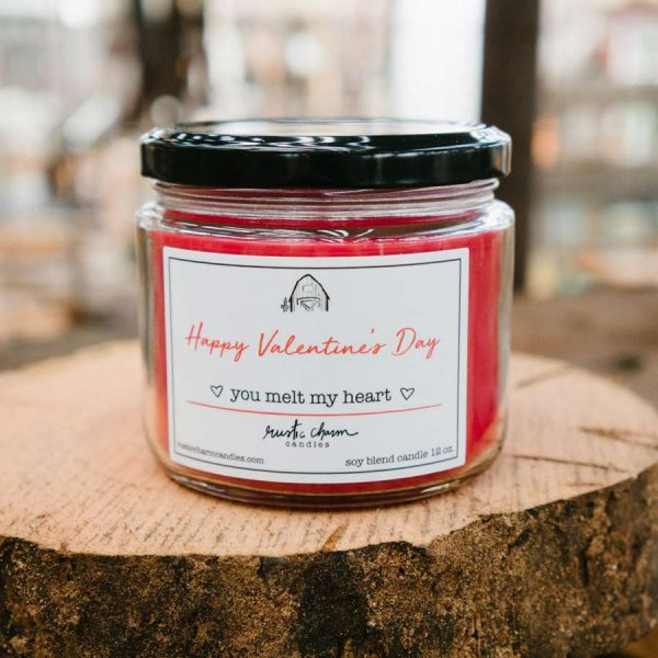 You Melt My Heart 12 oz. candle